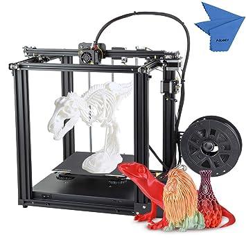 Aibecy Creality 3D Ender-5 Impresora 3D de alta precisión Kit de ...
