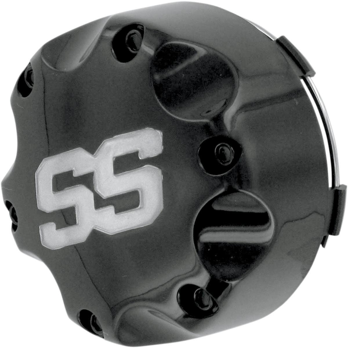 ITP SS112 Sport Wheel Center Cap-4/110 4/115 Black Each 4333048868