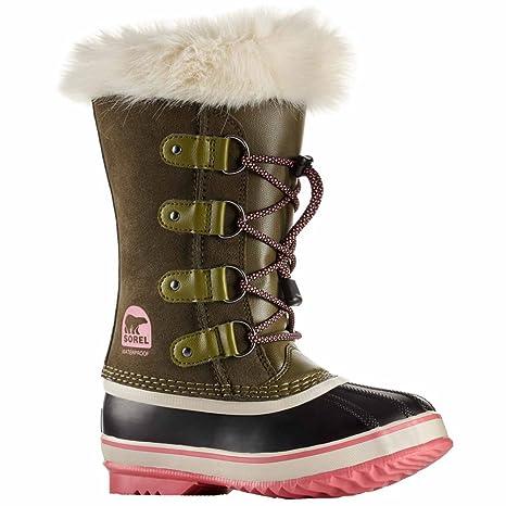 9069a85375ee SOREL Snow Commander Childrens Winter Boot