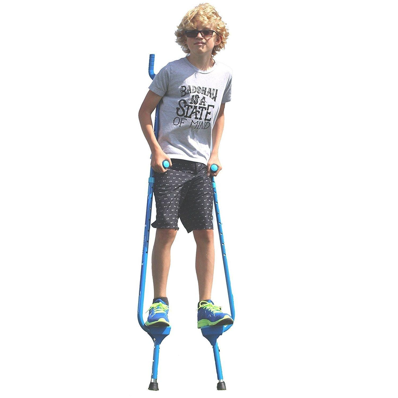 Master Stilts - Blue Edge - Kids Sports by Flybar (MSST-B)
