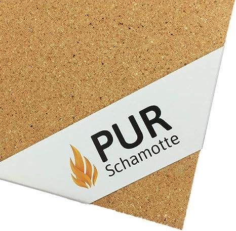 PUR Schamotte Schamottstein Radial 218 x 155 x 123 x 100 mm 10 Steine