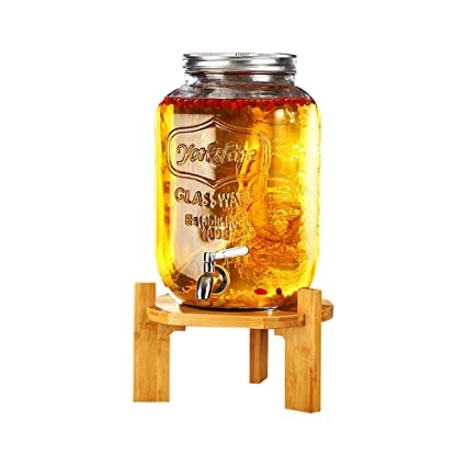 Jian E - (Barril de vino) espumoso Botella de Vidrio Enzima ...