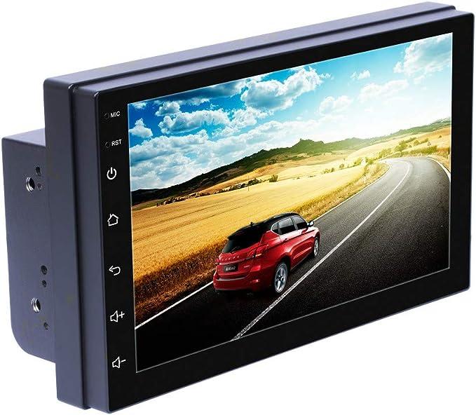 Veepola - Reproductor de GPS para Coche (estéreo, Android 8.1, Bluetooth, función Am/FM, WiFi): Amazon.es: Electrónica