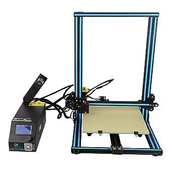Kit de impresora 3D de escritorio Creality CR-10 con placa de ...