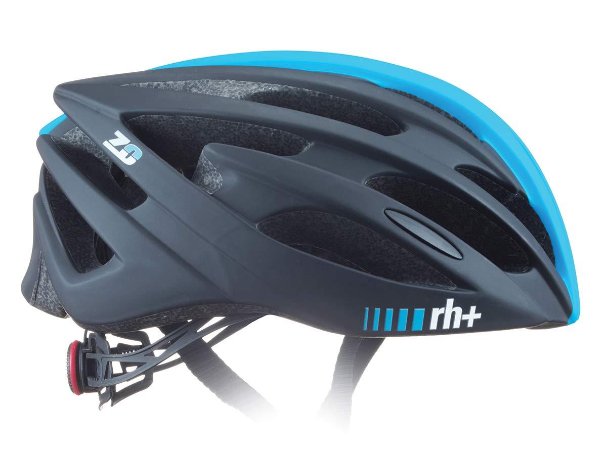 RH+ Zero Salina - Casco de Bicicleta (Talla L/XL), Color Azul y ...