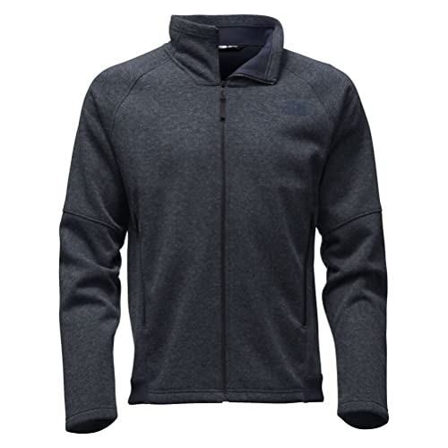 4627de33a5 The North Face Far Northern Full Zip Mens Jacket Urban Navy Heather-Urban  Navy