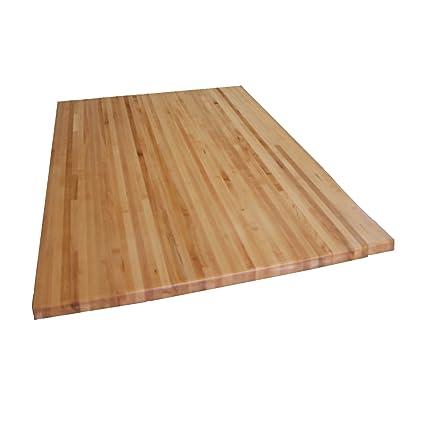 Forever Joint Hard Maple Butcher Block Wood Countertop   1.5u0026quot; ...