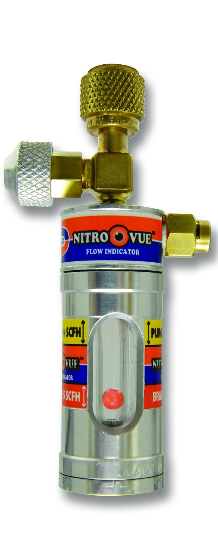 Uniweld NV1 NitroVue Nitrogen Flow Indicator