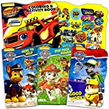 Best Paw Patrol Book For A One Year Olds - Paw Patrol Board Book Super Set with Stickers Review