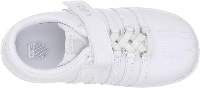 Infant K-Swiss 21277 Classic VLC Tennis Shoe