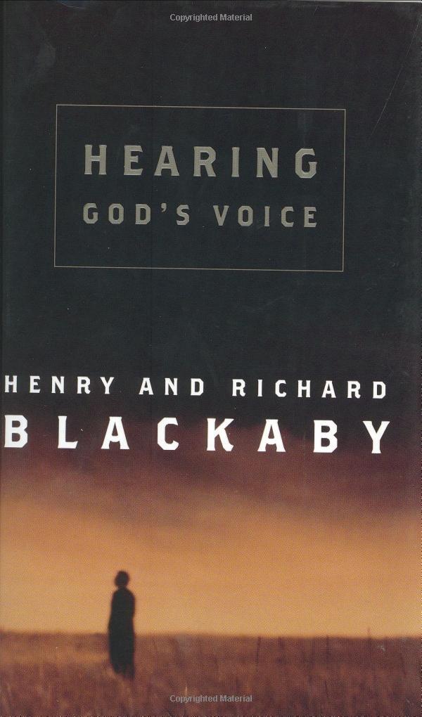 Hearing God's Voice PDF