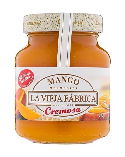 La Vieja Fábrica Crema de Mermelada de Mango - 3 frascos