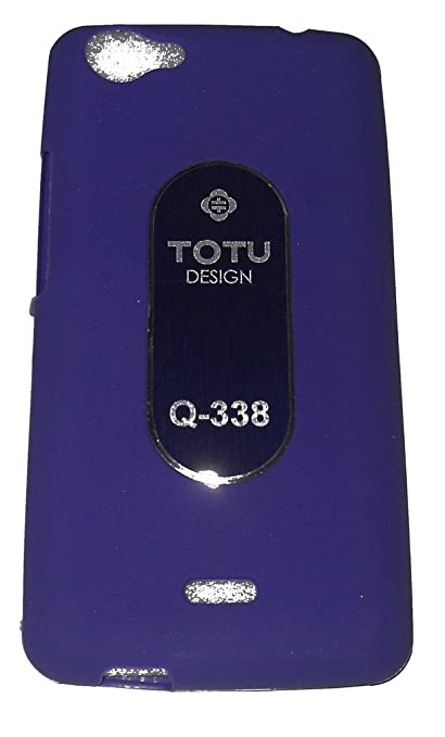 premium selection a3219 f37f8 Micromax Bolt Q 338 back Cover: Amazon.in: Electronics