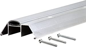 M-D Building Products 8185 36-Inch Deluxe Extra High Threshold with Vinyl Seal