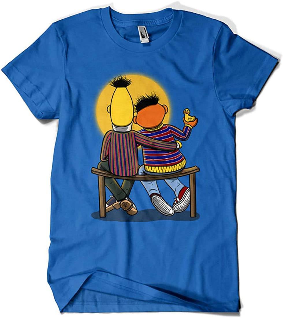 Camisetas La Colmena 7000-Sunset Street (MarianoSan83)