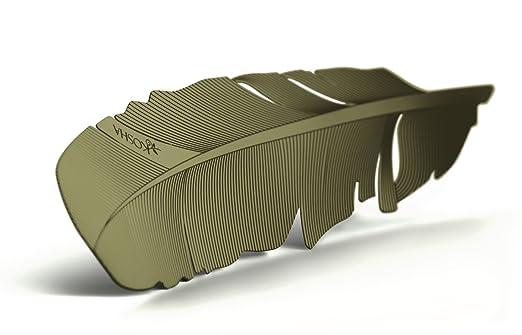 16 opinioni per Segnalibro KOSHA a forma di piuma- Verde Oliva con giftbox (su una base di