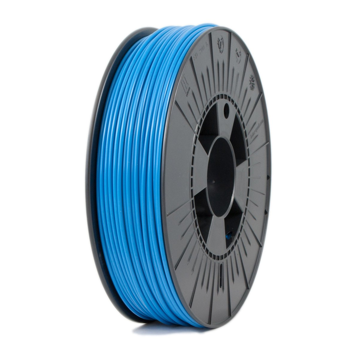 Ice Filaments ICEFIL3PLA008 Filamento PLA, 2,85 mm, 0,75 kg, Azul
