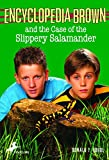 img - for Encyclopedia Brown and the Case of the Slippery Salamander book / textbook / text book