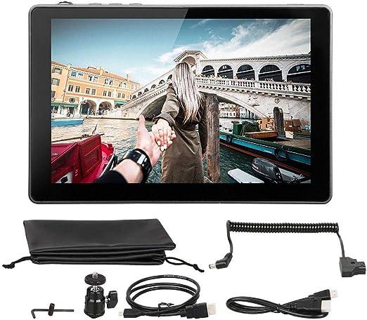 BTIHCEUOT Monitor de Campo de cámara Full HD Bestview R7 Profesional Portátil Pantalla táctil LCD de 7 Pulgadas 4K 3D Lut HDMI Monitor: Amazon.es: Hogar
