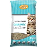 Feline First Premium Organic Cat Litter 14 kg