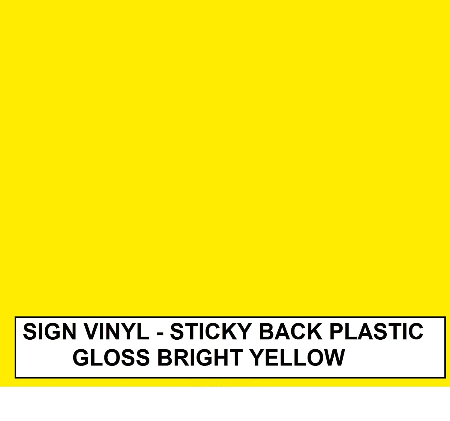 Zoom Trading UK 2M Roll Of Self Adhesive Vinyl Sticky Back Plastic,For Signmaking Wallart Craft White