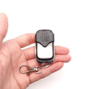 Dickert MAHS433 04 Universal Fernbedienung Sender Garagentor Klon Schlüsselring