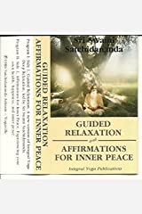 Guided Relaxation and Affirmations for Inner Peace Audio Cassette