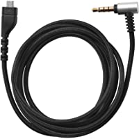 4-Feet Micro-USB to 3.5mm Male Audio Cable Adapter Compatible Compatible for SteelSeries Arctis 3, 5, 7, Pro Gaming…