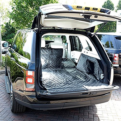 Range Rover Cargo Liner Trunk Mat - Quilted, Waterproof & Tailored - 2013 to 2018 (Generation 4)