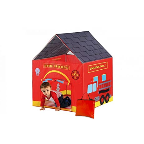 Firehouse Tent with Carrying Case  sc 1 st  Amazon.com & Amazon.com: Firehouse Tent with Carrying Case: Toys u0026 Games