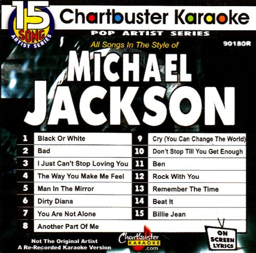 (Pro Artist: Michael Jackson)