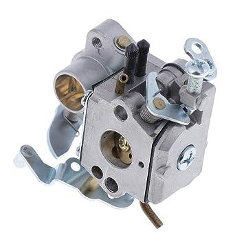 Cortacésped De Repuesto Motosierra Carb Carburador Conjunto Motor ...