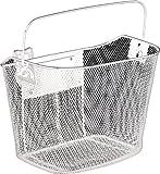 Bell 500 Quick Release Handlebar Basket, White