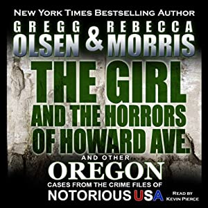 The Girl and the Horrors of Howard Avenue Audiobook