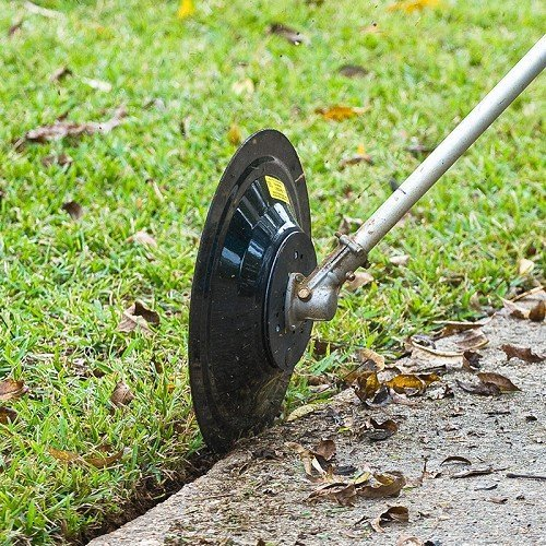 Edgit pro string trimmer attachment EXCLUSIVELY fits Echo SRM trimmers (without high torque head) (Edging Lawn Pro)