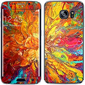 Skin Stiker For Galaxy S7 edge By Decalac, GLXS7EDG-ABS0011