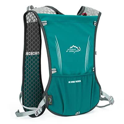 Équitation Daypack Outdoor Sports Randonnée Voyager Sac à dos Unisexe Léger Respirant Vélo Sac À Dos