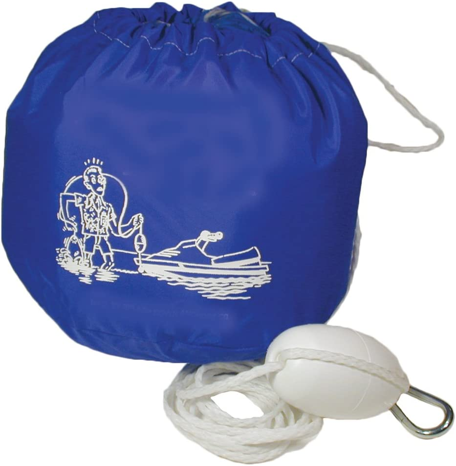 Includes Anchor Bag,Snap Hook Jet Ski,Kayak BoatTector Sand Anchor Kit for PWC