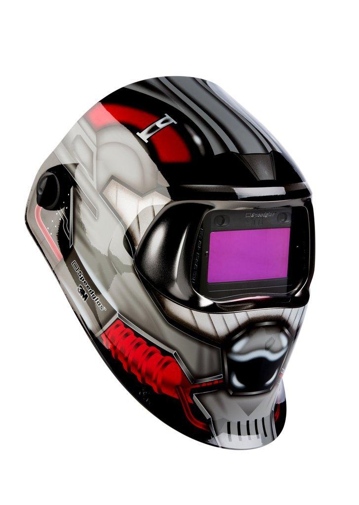 3M Speedglas 100V, Steel Eyes, Schweiß maske, H752120 52000193103