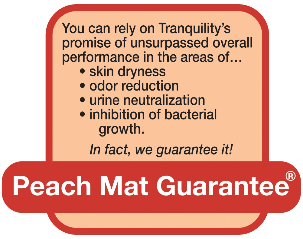 Tranquility TopLiner® Disposable Booster Pads - Mini (10.5'' x 2.75'') - 400 ct by Tranquility (Image #6)