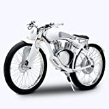 Munrojoy Retro Classic Electric Bicycles Motorcycles, with Samsung Lithium Battery, 30 Mile Endurance, 48V 500W DC High…