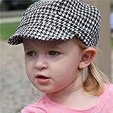 Twinklebelle Best Adjustable Baby newsboy Hat For