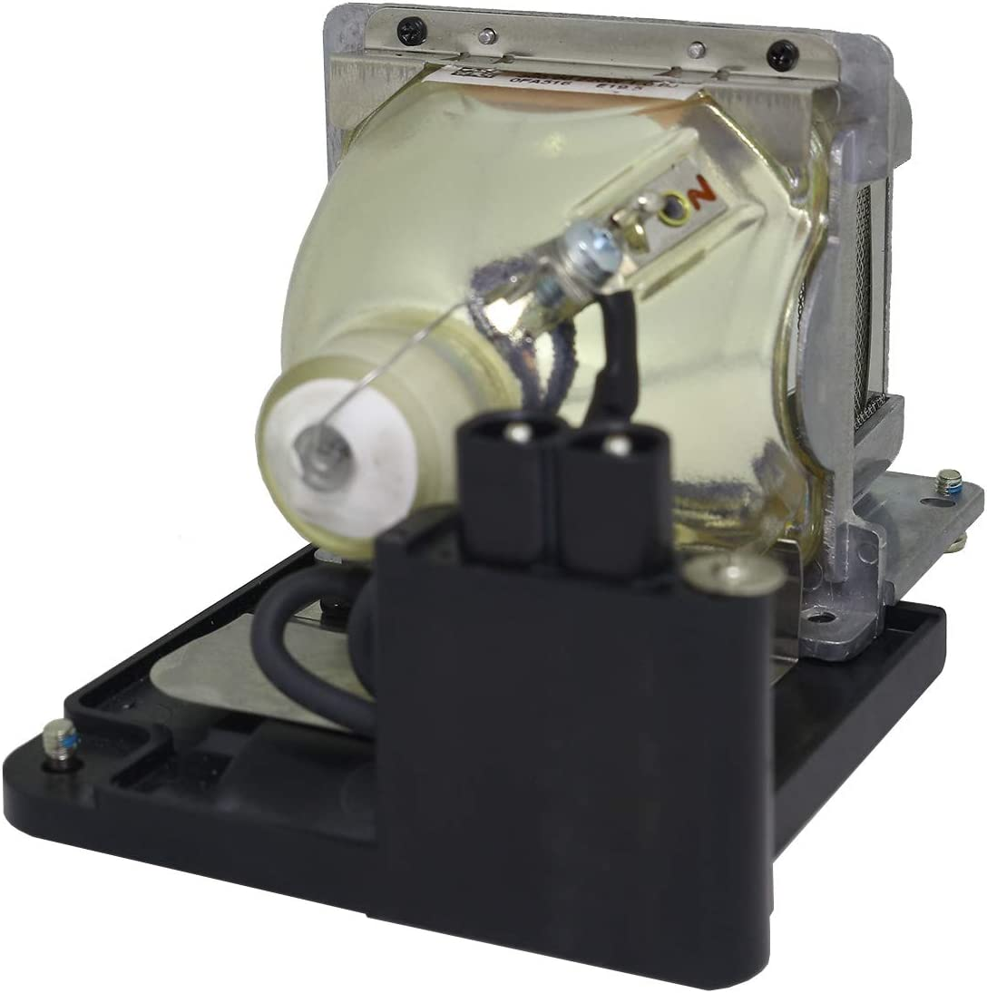 Lutema Platinum for Sanyo PLC-WXU10 Projector Lamp with Housing Original Philips Bulb Inside