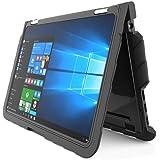"""Gumdrop DT-DL3189-BLK_v2 DropTech Dell Latitude/Chromebook 11"""" 3189/3190 Case, Black"""