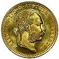 1915 Austria 1 Ducat Gold Coin - Mint State