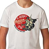 St George's Day T Shirts for Boys Dragon Extermination Graphic Print Kids T Shirt Boys Tees Saint Georges Day English Tshirt
