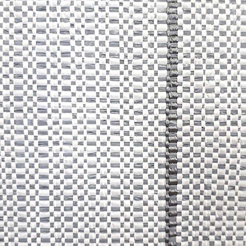 ダイオ グランドシート α アルファ ホワイト 白 300cm×100m 防草シート 反射シート イノベックス タ種 代不