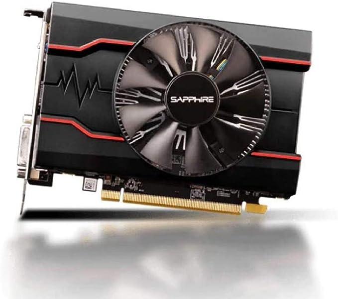 Sapphire Pulse Radeon Rx 550 2gd5 64bit Hdmi Dp Uefi Computers Accessories