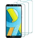 InteCasa 3 Pezzi Vetro Temperato Huawei Honor 9 Lite, Pellicola Protettiva Vetro Temperato Screen Protector per Huawei Honor 9 Lite - Trasparente