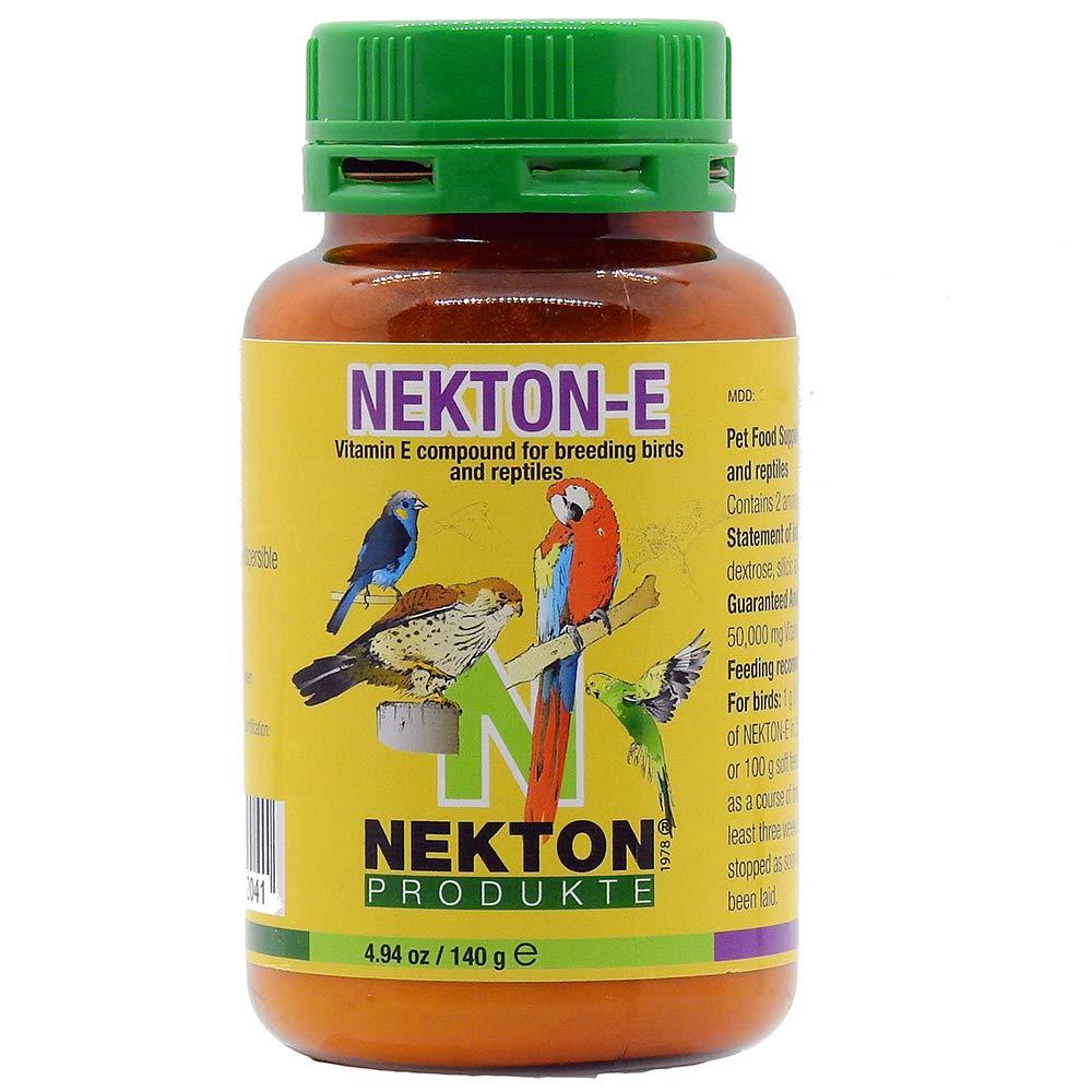 Nekton-E Vitamin E Supplement for Birds, 140gm by Nekton